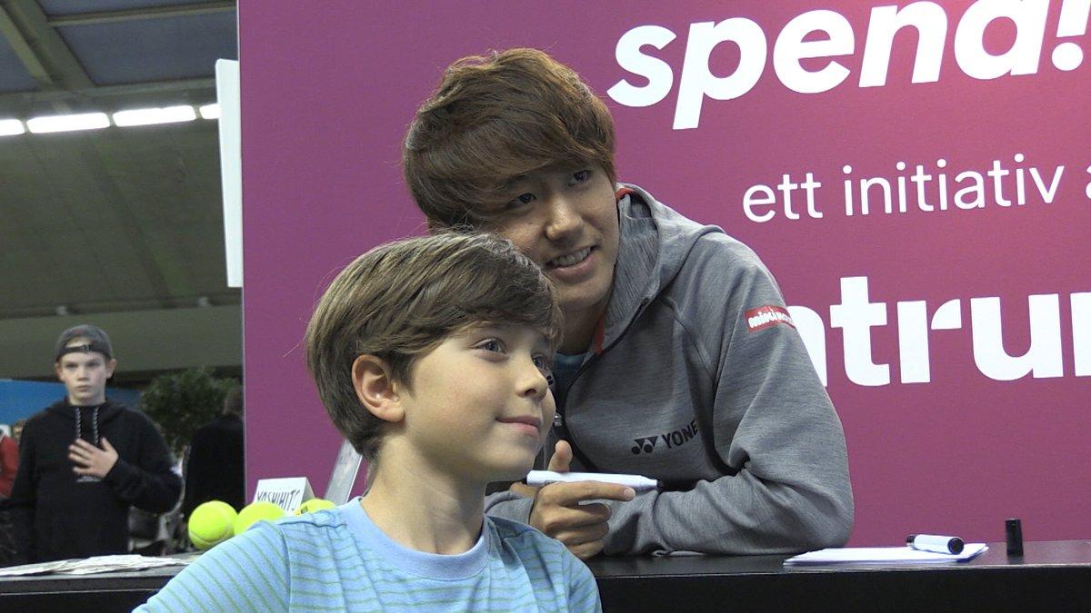 test ツイッターメディア - あすのHumanウォッチャーは今テニス界注目の男「西岡良仁」に密着!東京五輪期待の24歳は昨シーズン、錦織圭から初勝利を挙げ世界から注目を浴びた。年間9か月は海外を転戦するという多忙な日々にカメラを向けると、過酷な戦いがそこにはあった。 https://t.co/2iPzZQzYns