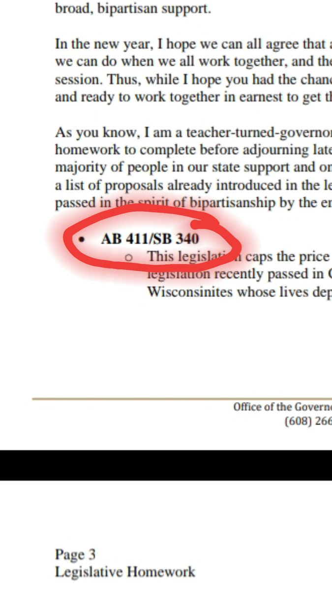 test Twitter Media - Bill Number to cap insulin prices in Wisconsin reach out to your representatives if you live here!! #tonyevers #insulin4all #jdrf #wisconsin #type1diabetes #type1 https://t.co/OJKwrGi7BJ