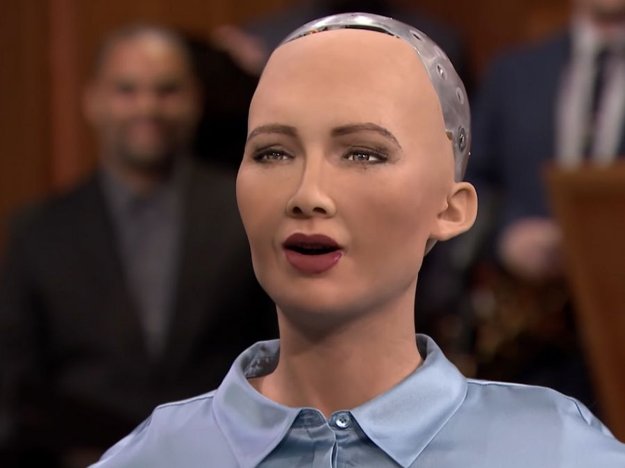 test Twitter Media - RECENTLY, I WENT to a lecture organised by the University of Sydney titled 'Why should the perfect robot look and think just like a human?' Independent Australia  https://t.co/UafHl6LHl4   #ArtificialIntelligence #Sophia #aisydney #robots #Robotic #MachineLearning #robot https://t.co/zjg2WiRIXU
