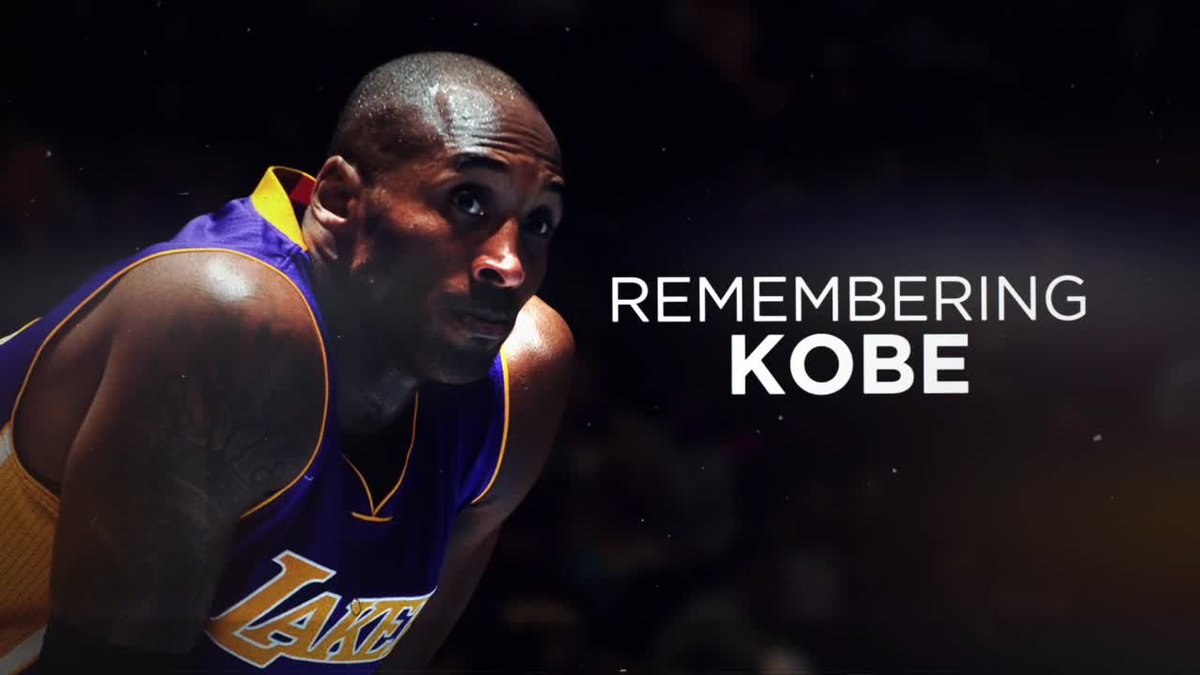 There will never be another Kobe.