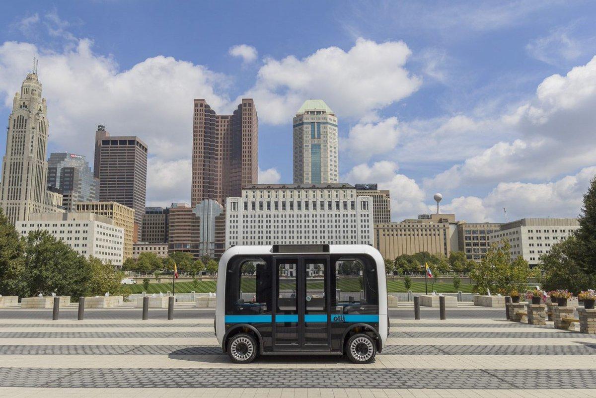test Twitter Media - Olli, il minibus green a #guidaautonoma a #Torino in prova quattro mesi  https://t.co/ORhMjAk65i #selfdrivingcars #ai #iot #5g #autonomousvehicles #selfdriving #autonomous #robotics #tech#driverless #driverlesscars #startups #smartcity #startup #robot #robots #deeplearning https://t.co/DClFI2ubYU