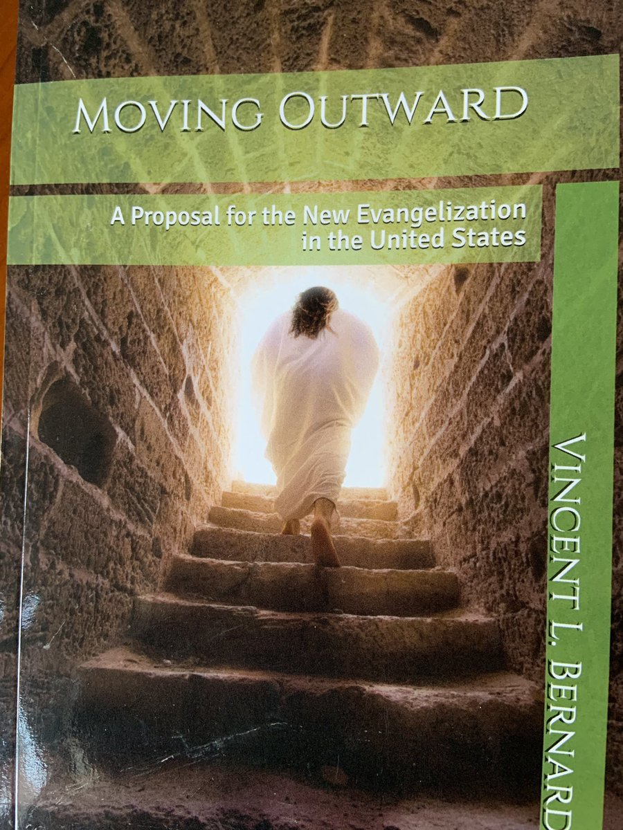 """test Twitter Media - Congratulations to Deacon Vincent from SPES (St. Paul's Evangelisation Society) on his new book """"Moving Outwards."""" It's a brilliant resource-book full of practical guidance for anyone working on the new evangelisation. Well done, Vincent! Thanks and God bless you. https://t.co/QWhNZ2YuWW"""