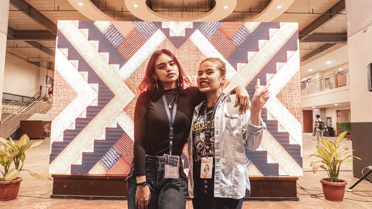 We thank @AdDUSALEM's President @jewelyewel  and @AdDU_ARC's President @queenxriaa for facilitating this year's Hugot Unplugged: Spoken Word Poetry and Dance Competition.   Kudos to your team and keep up the good work!   Nurturing Cultures, Cultivating Artistry.