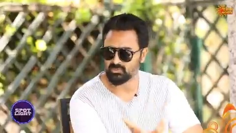 #CoupleGoals and so much more with @Prasanna_actor on #SpotLight today at 5 PM! Don't miss it!   #Prasanna #CinemaPayyan #Abina #SunMusic #SunMusicSocial @cinemapayyan