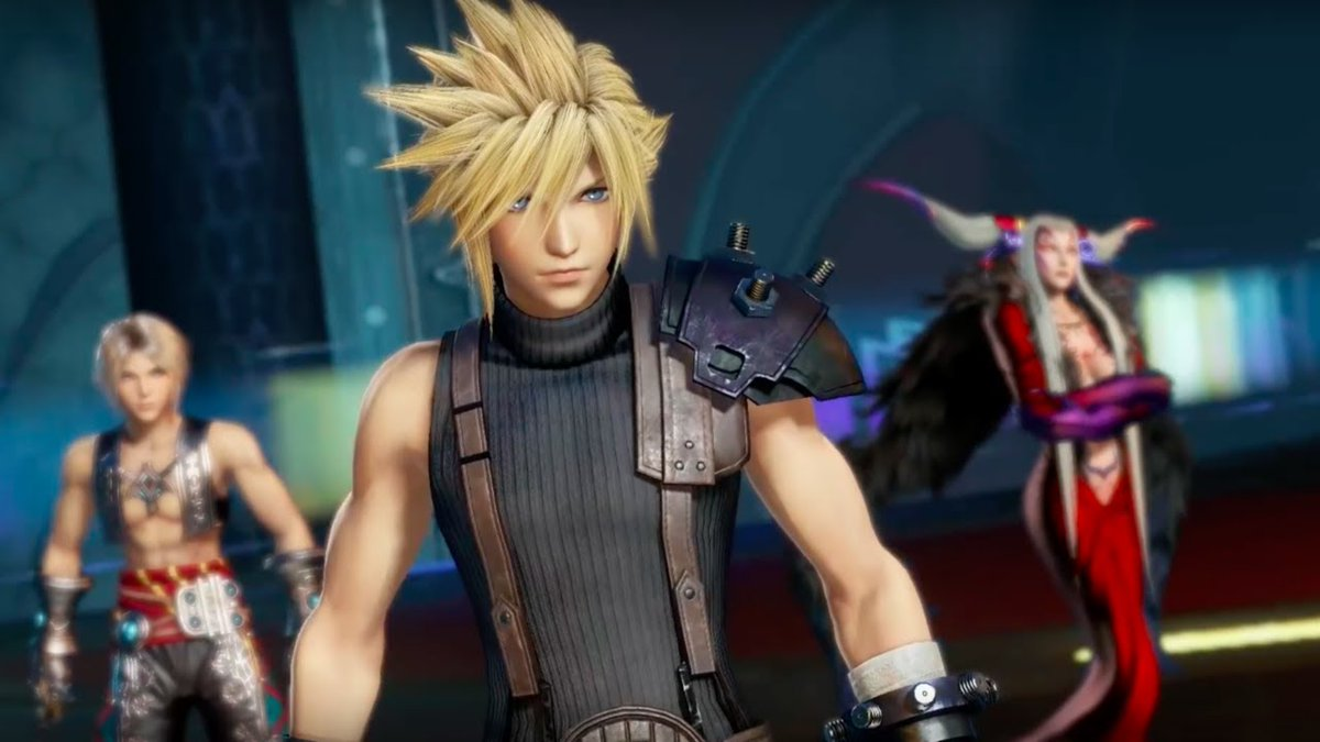 Square Enix is ceasing updates for Dissidia Final Fantasy NT soon, and there's no plans for a sequel  #DissidiaFinalFantasyNT #SquareEnix #PS4 #News