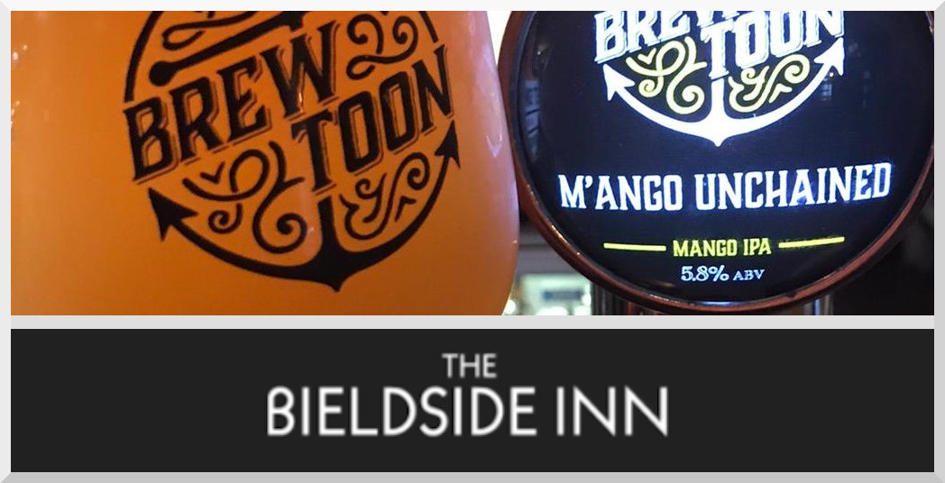 Image for Maaaaangoooo...!!! ???????????????? Unchained @TheBieldsideInn  ????⚓️ #mango #craftbeer  #Aberdeen https://t.co/jrawveQiMc
