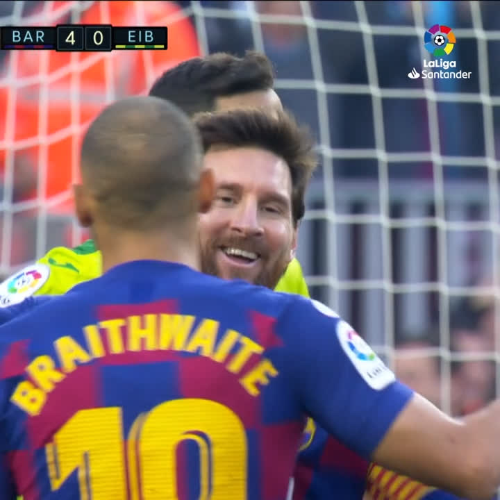 RT @LaLigaEN: 📺 Sit back and enjoy the highlights from this incredible match at the Camp Nou! 🍿  #BarçaEibar https://t.co/aXTTh9yGXl