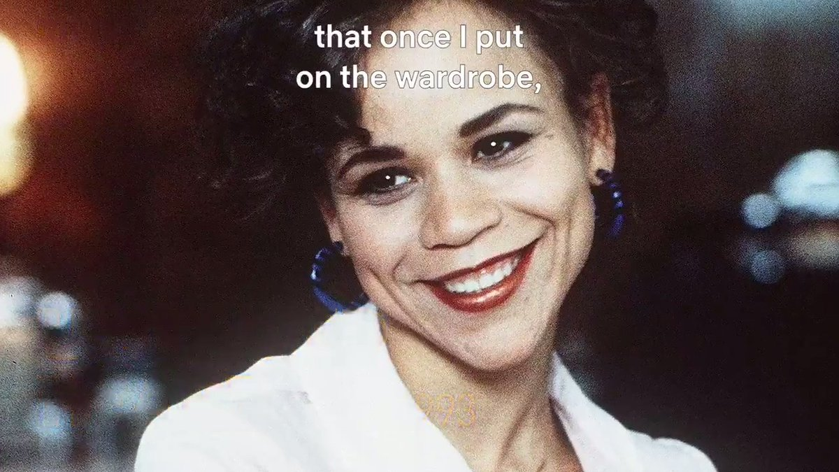 Rosie Perez almost threw Spike Lee's business card in the trash (!) before DO THE RIGHT THING.