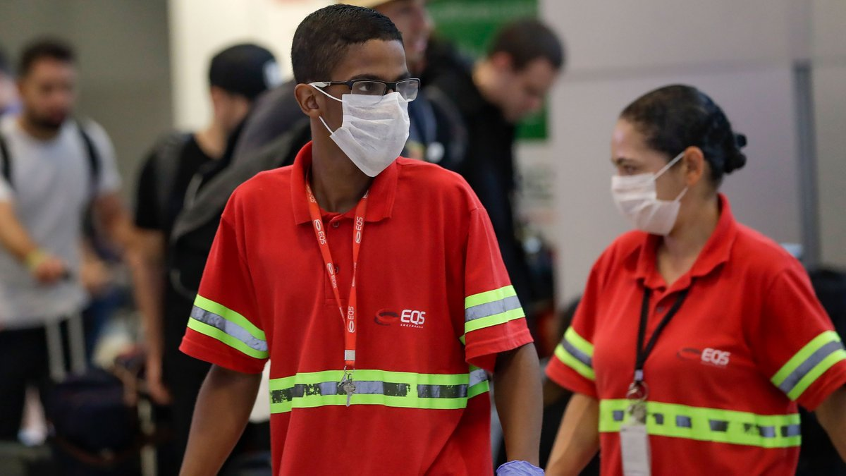 A 61-year-old man who arrived in Brazil from Italy is Latin America's first coronavirus patient. Authorities are mapping who he had contact with. Follow live updates: https://t.co/BgjVLTzE92 https://t.co/Ur1Rwee4Tl
