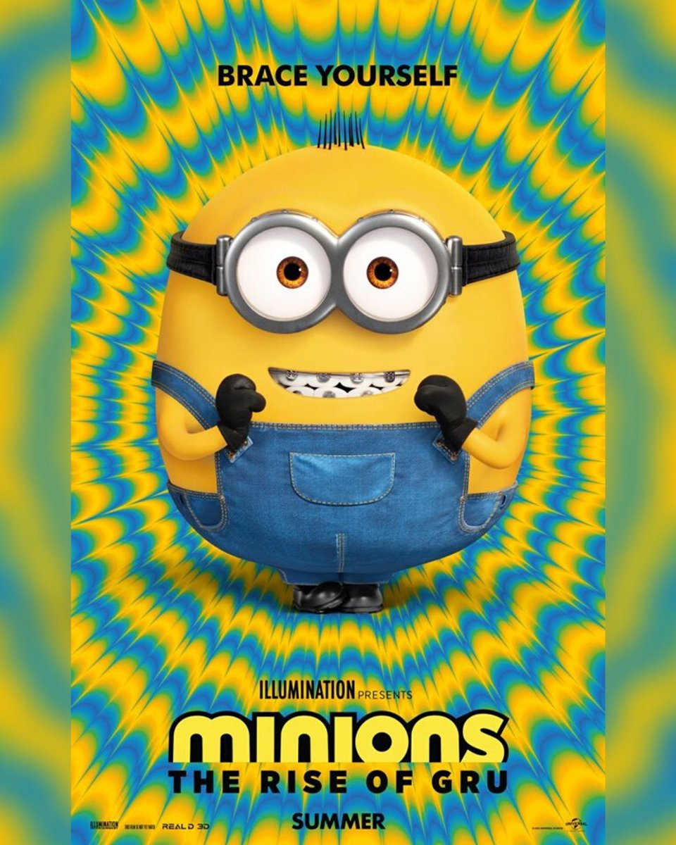 test Twitter Media - Even villains have growing pains. Brace yourself for #Minions: The Rise of Gru, in D-BOX this Summer.  //  Même les méchants ont été petits. Préparez-vous pour #Minions : The Rise of Gru, en #DBOX cet été. https://t.co/4ZyQLxQab7