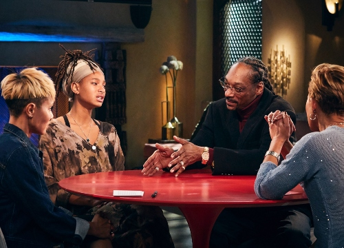 """Snoop Dogg addresses Gayle King comments on 'Red Table Talk': """"I let my emotions get the best of me"""""""