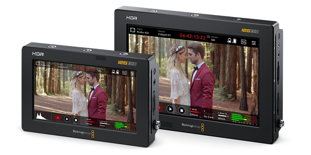 RT @Blackmagic_News: New Blackmagic Video Assist 3.1 Update! Get support for Blackmagic RAW on Video Assist 12G HDR models when shooting wi…