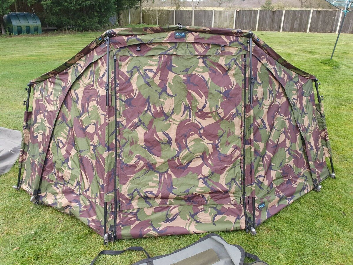 Ad - Aqua Products DPM Pioneer System Bivvy On eBay here -->> https://t.co/oh2mDyto2g  #carpfi