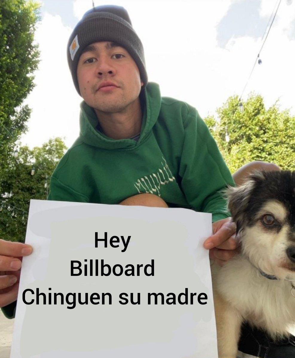 #billboardcountthe10k Yo solo quiero que le regresen esos 1ok chingadamadree @billboard por qué vergas son tan injustos!!!  I'm: