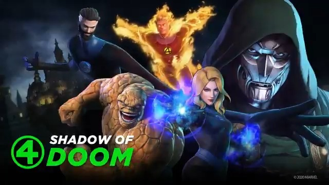 The Fantastic Four joins the alliance to save the universe from Doctor Doom! New story, heroes, and even a playable Doctor Doom await in MARVEL ULTIMATE ALLIANCE 3: The Black Order DLC Pack 3 - Fantastic Four: Shadow of Doom, available now! #MUA3