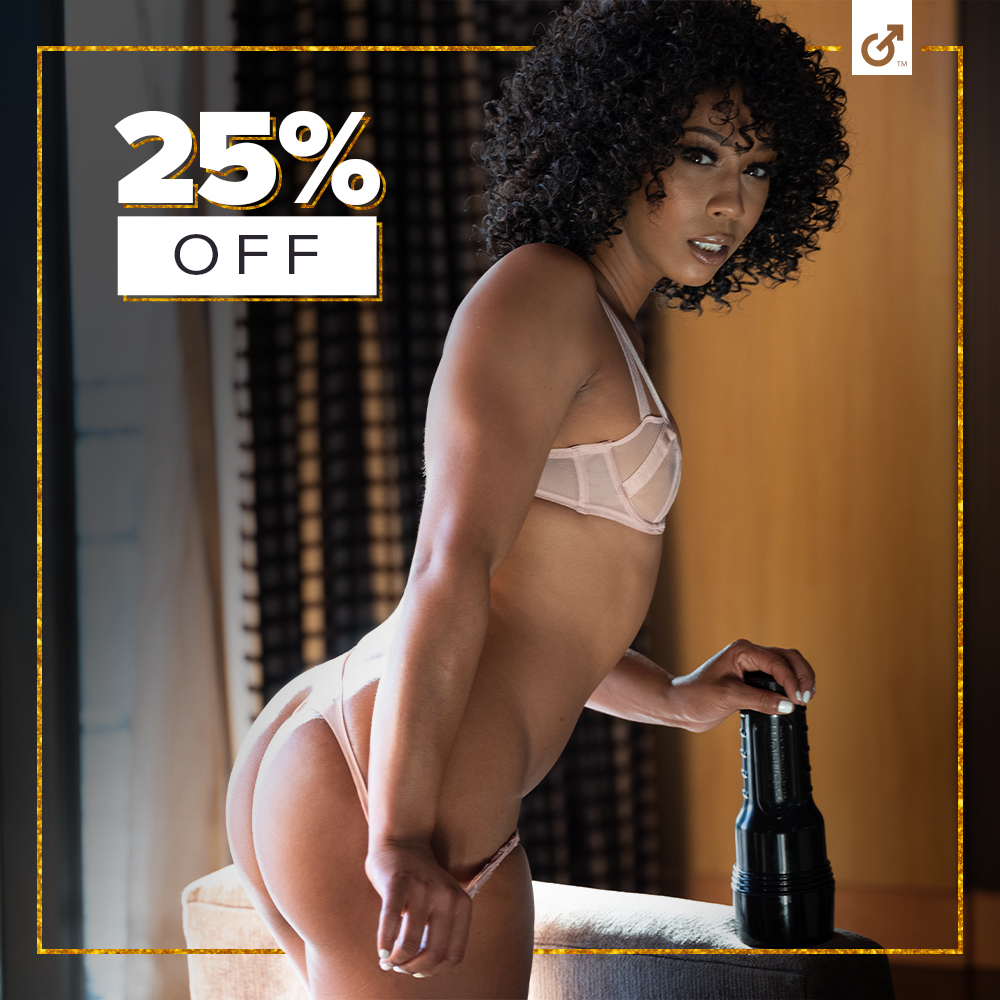 It's Fleshlight's 25th anniversary, and we're celebrating with 25% off our original Fleshlight Classic toys by using coupon code 25YEARS at checkout. Hurry! This promotion won't last long! Save only at