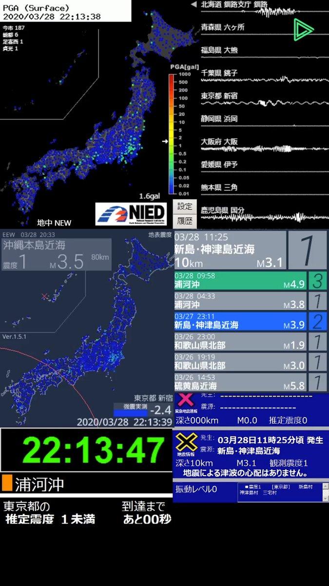 test ツイッターメディア - 日本全国緊急地震速報ライブへ 「日本全国緊急地震速報ライブへライブ」 https://t.co/V0flG3jL3O #LINELIVE で配信中 https://t.co/voX8cgRXvu