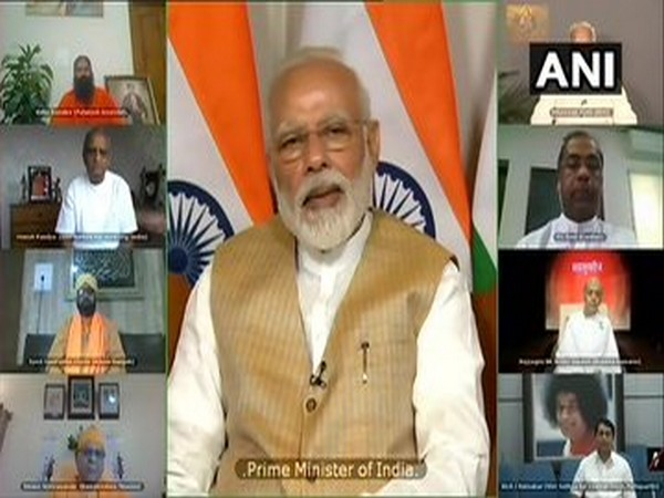 Entire nation is facing COVID-19 challenge with immense resilience, grit, patience: PM Modi Read @ANI Story |