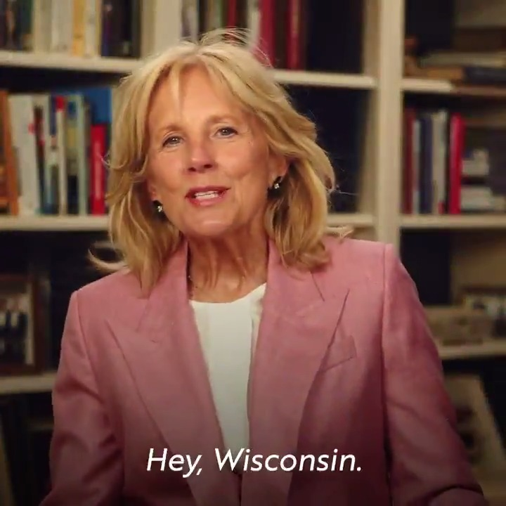Hey Wisconsin! Tomorrow is your last day to request an absentee ballot! ⬇️