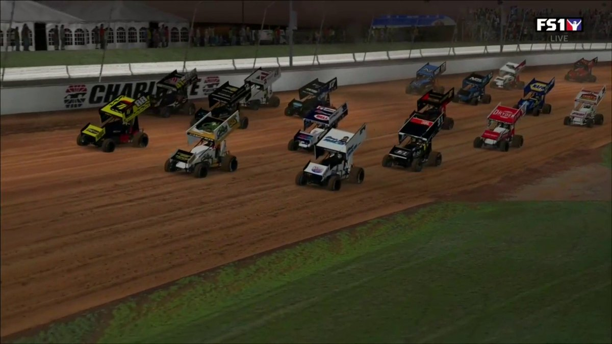 """""""You wanted the best, you got 'em, four abreast, often imitated, never duplicated, the greatest show on dirt, the Woooorld of Oooooutlaws."""""""