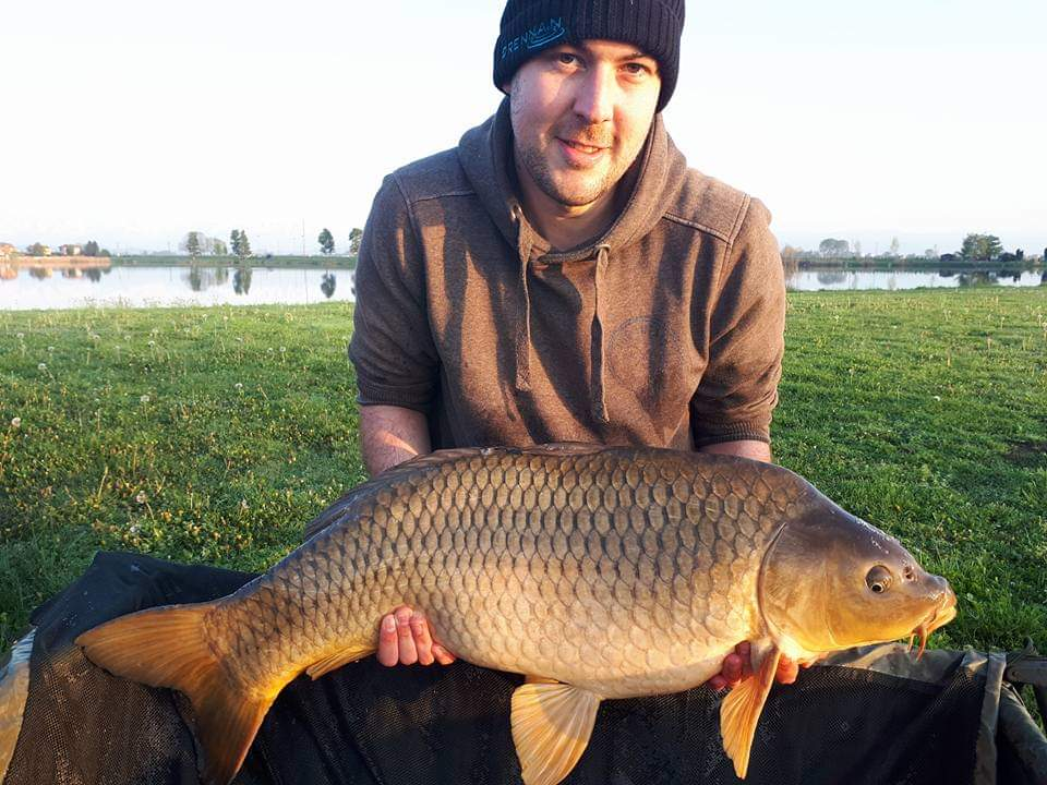 Two years ago <b>Today</b>, my first 30 😁 #carpfishing https://t.co/WoXL1Spkp1