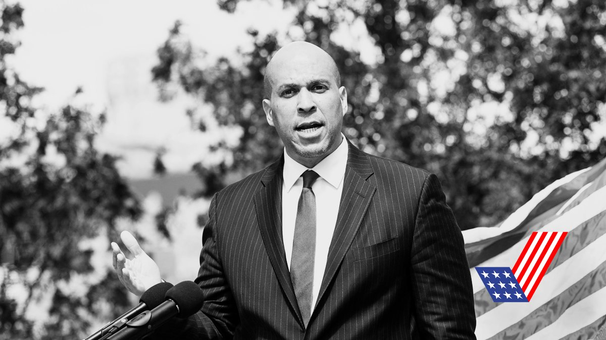 """test Twitter Media - On the latest """"Checks and Balance"""" podcast, Senator @CoryBooker reflects on political division during the coronavirus crisis https://t.co/TW71hZMF2B https://t.co/vfsBB6rimc"""