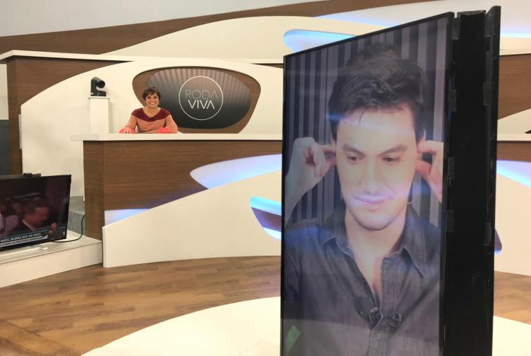 TV Cultura reapresenta Roda Viva com Felipe Neto neste sábado (23)