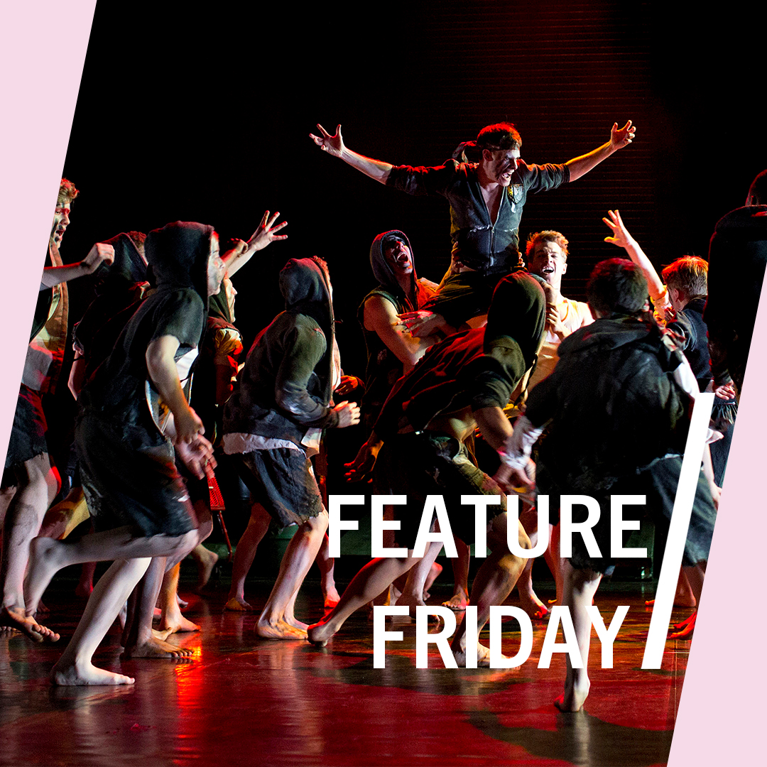 Who said boys can't dance? This film shows what New Adventures is all about, legacy. We met these young men back in 2014, skip forward from #LordoftheFlies & look at how far they have all come!   #FeatureFriday @ace_national @CreativeScots @GlasgowKings