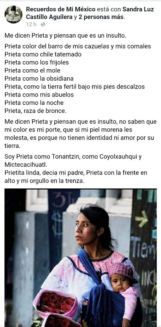 Me dicen prieta 😍😘 @TenochHuerta