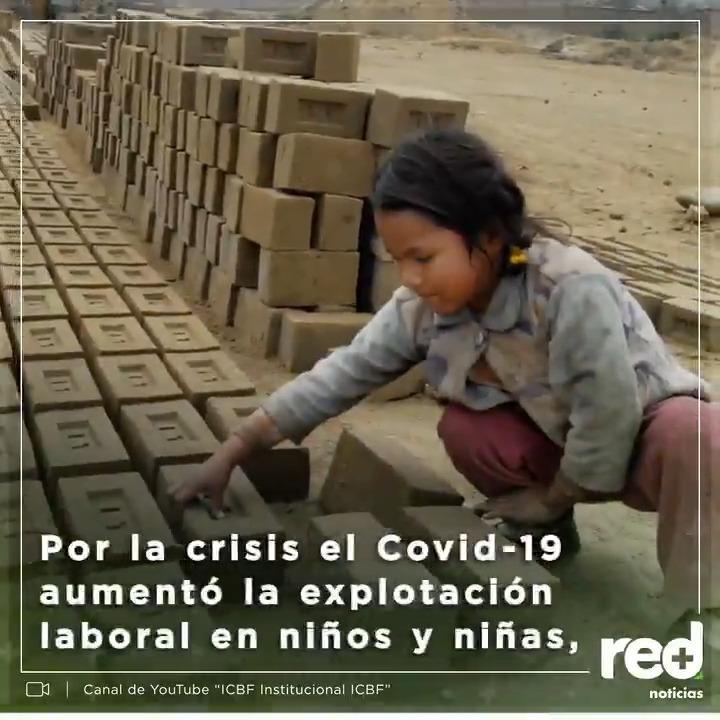 #Video | La pandemia del #COVID19 ha provocado un aumento importante en las cifras del trabajo infantil en el mundo. ¿Cuál cree que podría ser una solución a este problema? ¡Opine!  #DíaMundialContraElTrabajoInfantil https://t.co/F8KxK2KXy6