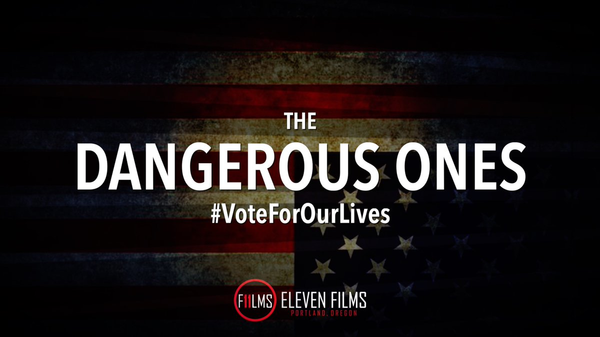 One of the best we've ever seen. Follow @Eleven_Films and support their incredible work. #VoteForOurLives