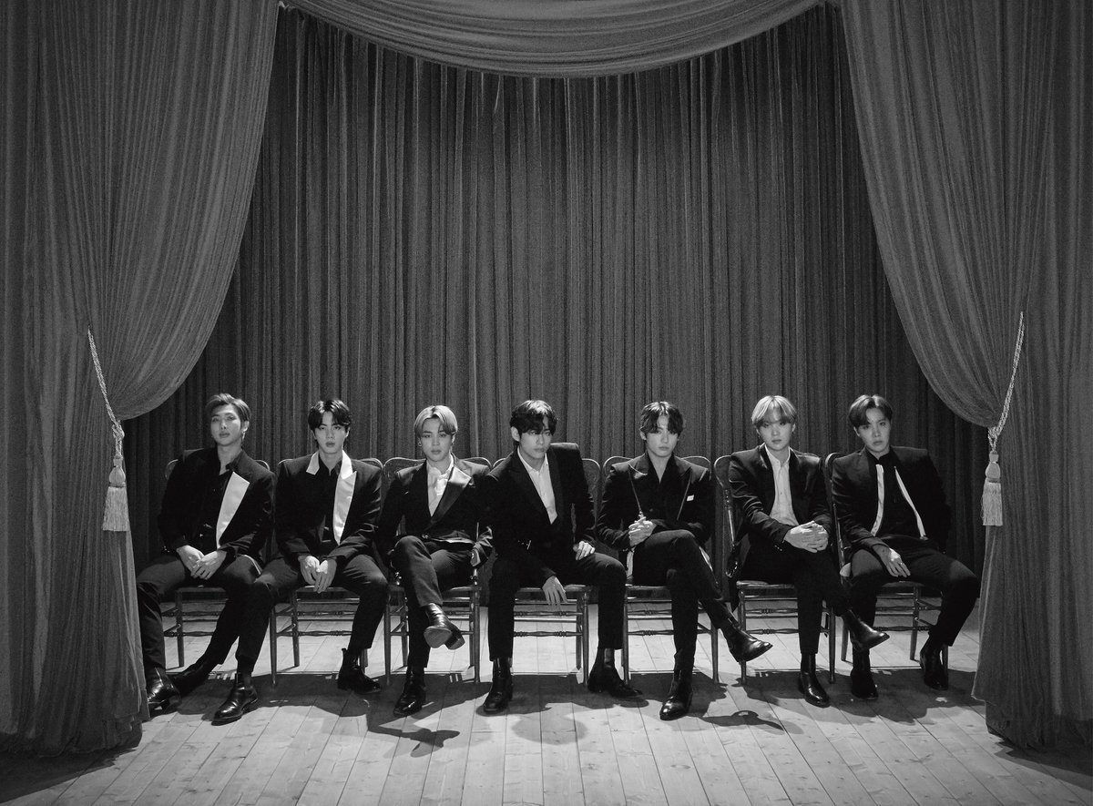 .@BTS_twt have blessed us with a new music video ✨ Show them some love below and check out the #StayGoldMusicVideo →