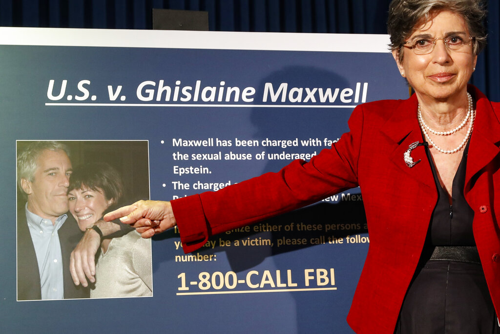 Ghislaine Maxwell Expected To Fully Cooperate With FBI, Give Names  #OANN