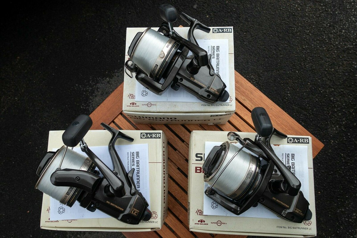 Ad - Shimano Big Baitrunner Long Cast Reels On eBay here -->> https://t.co/txelBcmSUe  #carpfi