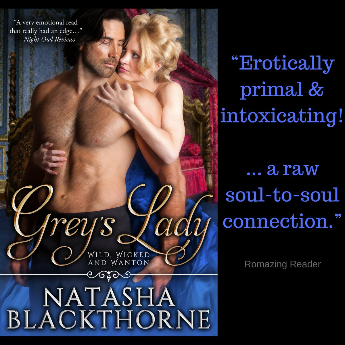 Beth knows what she wants & she is going to get it.  Lucky for Grey, she has chosen him.  Read a Sexy Excerpt➡️    Hot & Steamy Historical  #Romance    #FREE via  #KindleUnlimited ♡❀.•💜•.¸⚜️¸.•💜•.❀♡