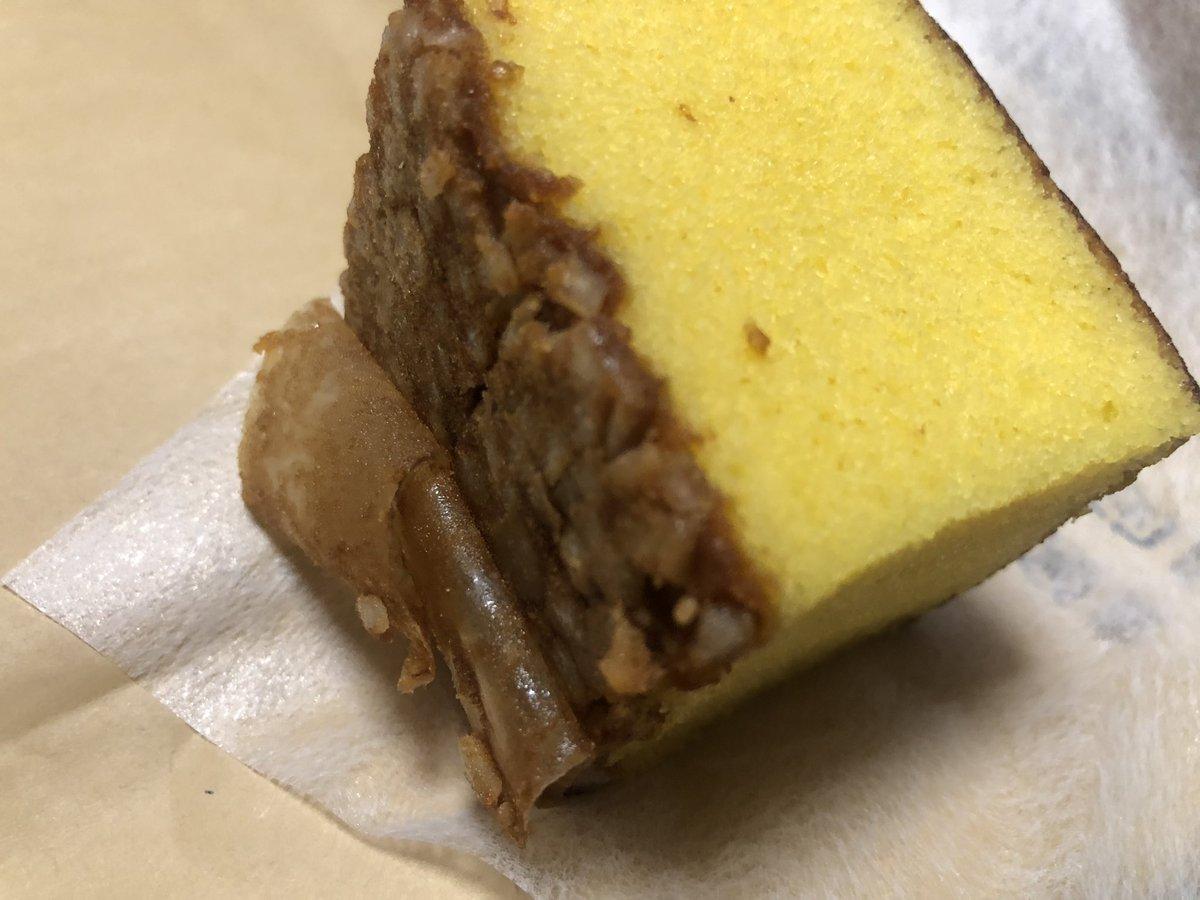 test ツイッターメディア - @aobaringo   本日届いた 長崎福砂屋のカステラ〜  この下のザラメ?が良いのです!  京ばあむも美味しいですよねー https://t.co/9Mp713wYRE