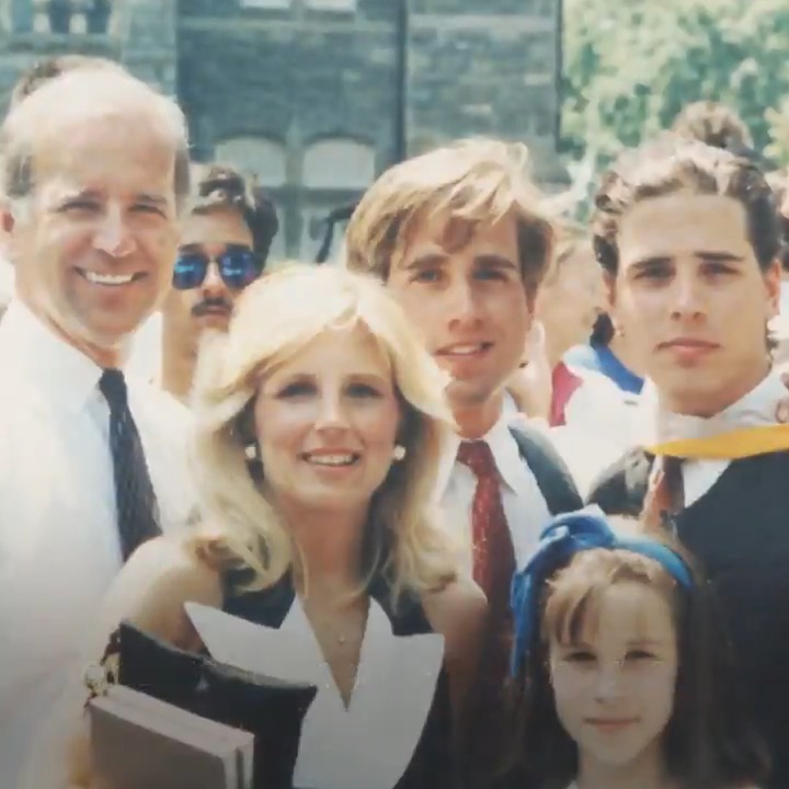 I've carried the middle class values that my parents instilled in me my entire life — and they're the values I'll bring to the White House.