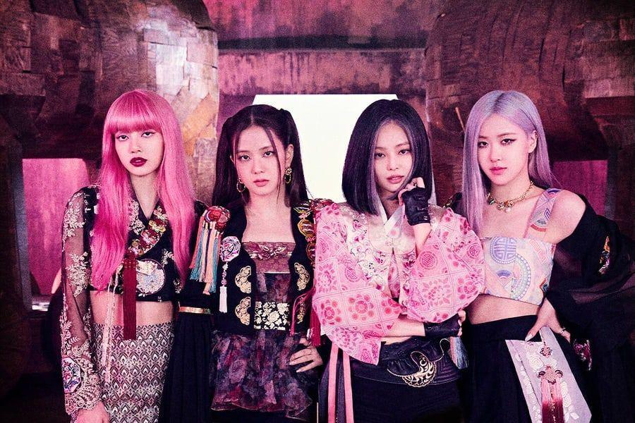 "#BLACKPINK Debuts In Top 40 Of Billboard #Hot100 With ""How You Like That"""