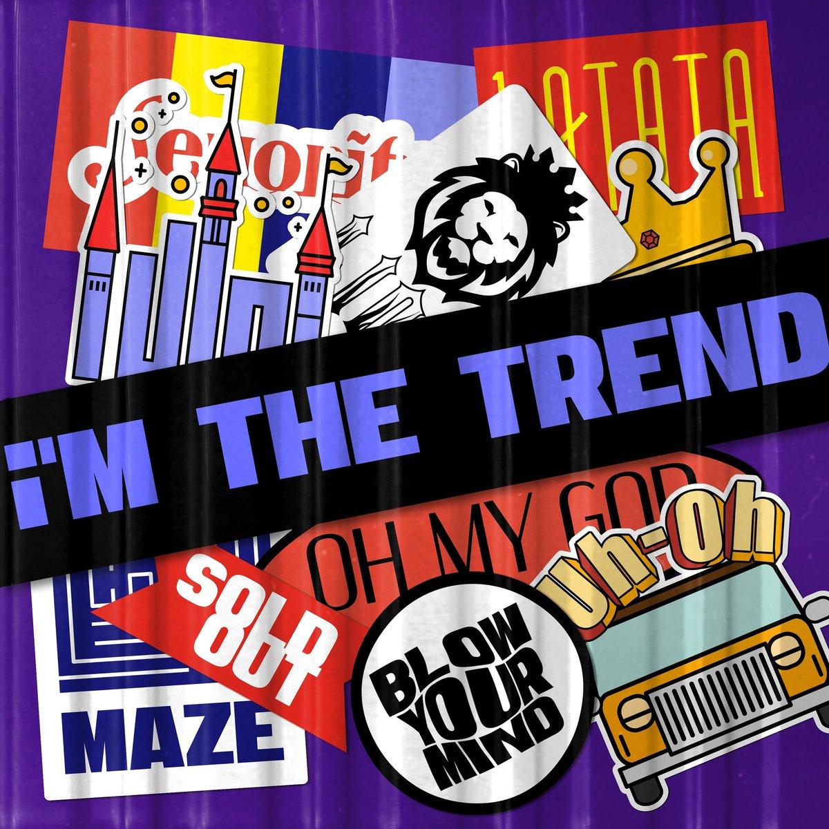 [🎧] (여자)아이들((G)I-DLE) - i'M THE TREND  ✔ 지니:  ✔ 플로:  ✔ 바이브:   #여자아이들 #GIDLE #iM_THE_TREND
