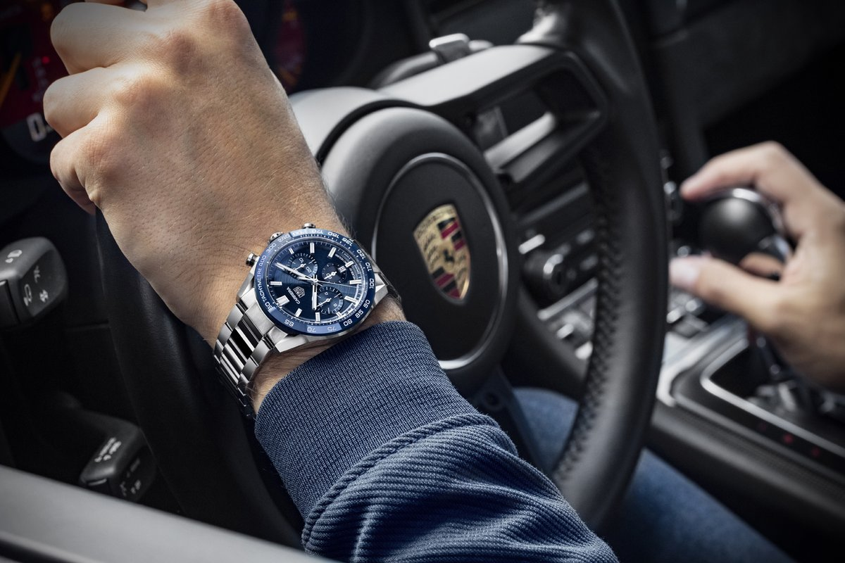 JUST RELEASED:  The TAG Heuer Carrera Sport Chronograph 44mm is a new addition to the Swiss brand's collection. Angus Davies looks closely at this new range and contemplates whether they deliver advancement.   #watches