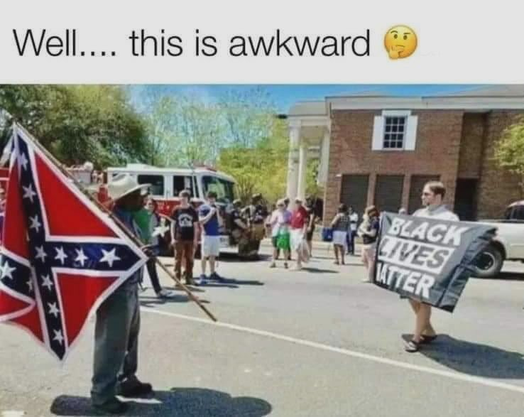 Now what?  #BlackLivesMatter #ConfederateFlag