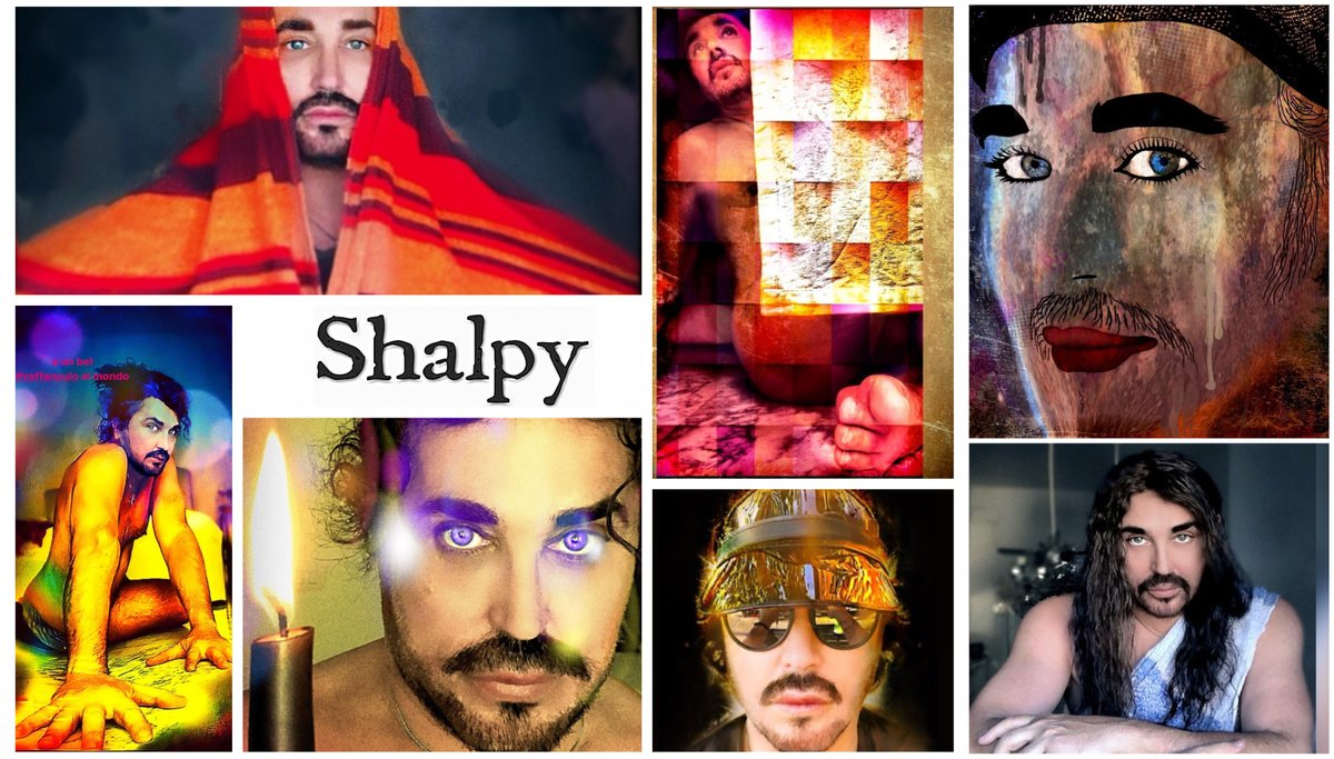 Intingi la tua #Anima per colorare il #mondo! #Art is your #life and your life is art A picture is a poem without words we ❤️ your work's expressive #power and art's facets Gio  #Scialpi #Shalpy #theartist  #artist #singer #producer #composer #actor #creativity #soul #life #love