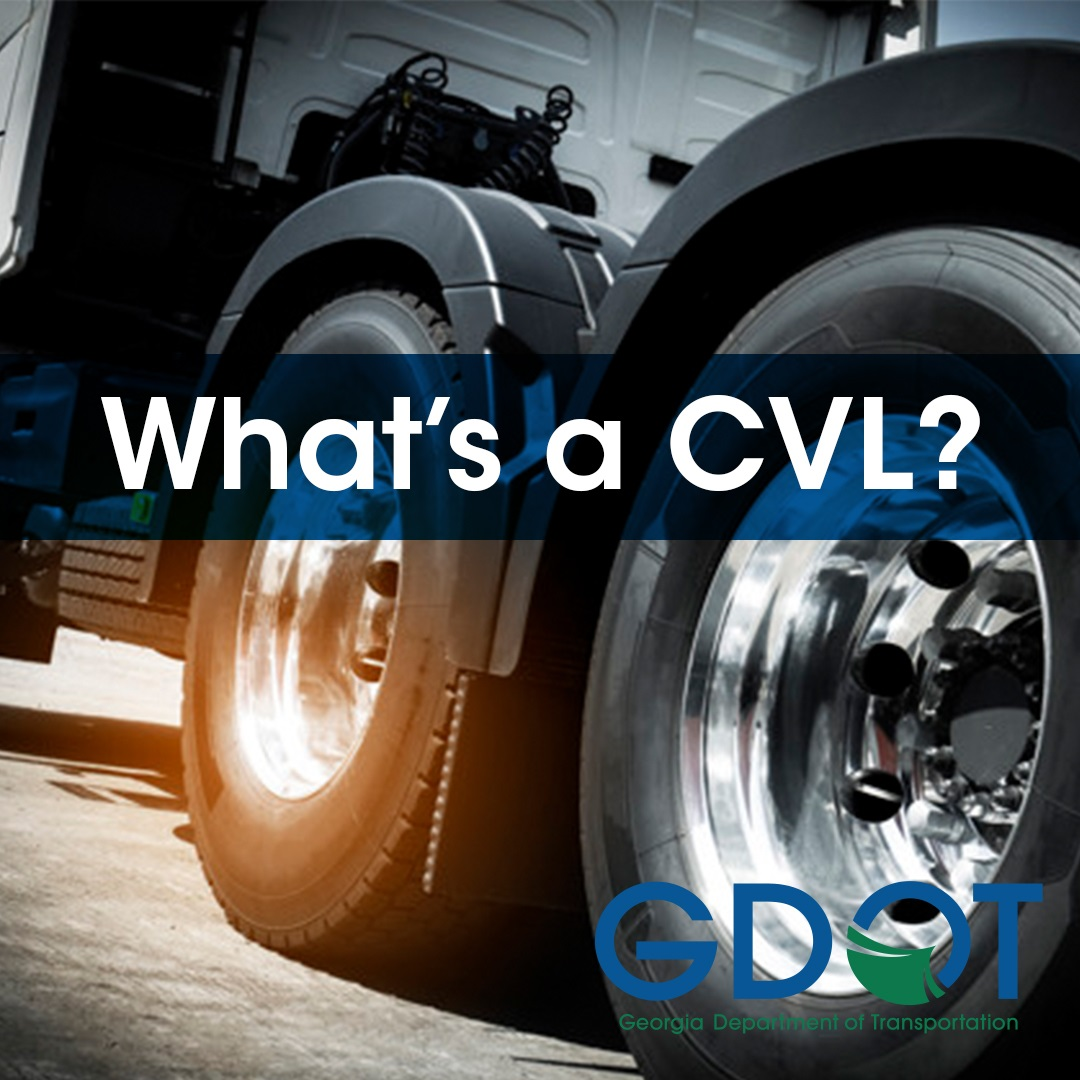 What's a CVL? It's a dedicated lane for freight and commercial vehicles that separates freight travel from the general purpose lanes. Watch our presentation on how Georgia's I-75 CVL project will help ease congestion south of metro Atlanta: