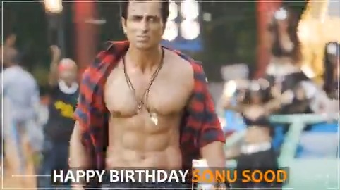 Wishing our handsome hulk, Jag, a very happy birthday! 💪🏻 @SonuSood  #HappyBirthdaySonuSood #HappyNewYear