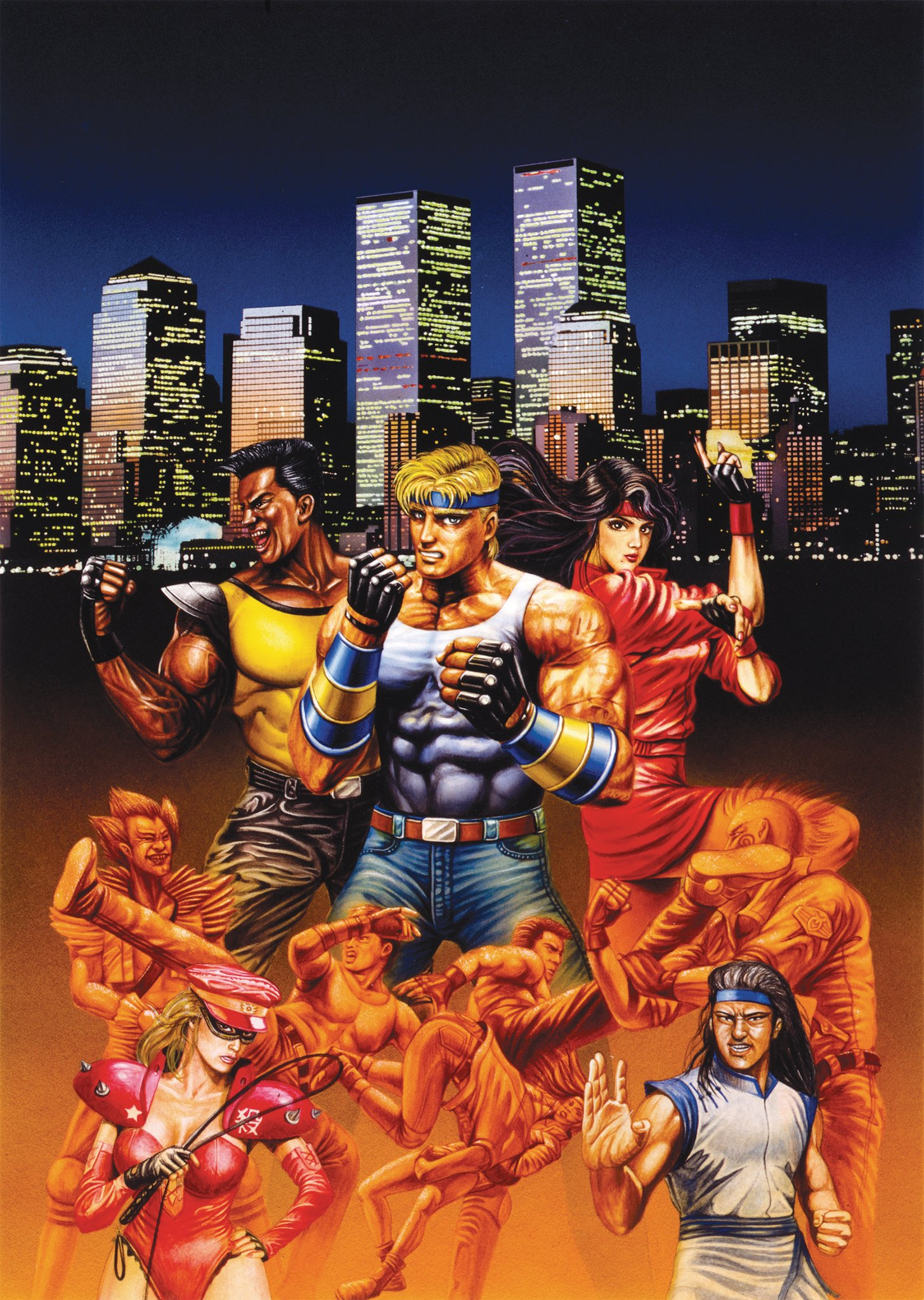 "Streets of Rage was released in Japan (as ""Bare Knuckle"") 29 years ago!  Who do you go for? Adam, Axel, or Blaze? 👊  #SEGAForever https://t.co/bXusOC4Daa"