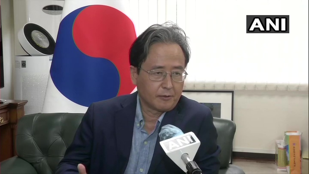 Happy to hear Korean language will be offered at secondary level,it was reported heavily in Korean media. Korean govt is thinking of giving extensive help & establishing Korean language institute in Delhi: Shin Bong-kil, Republic of Korea's Ambassador to India #NewEducationPolicy