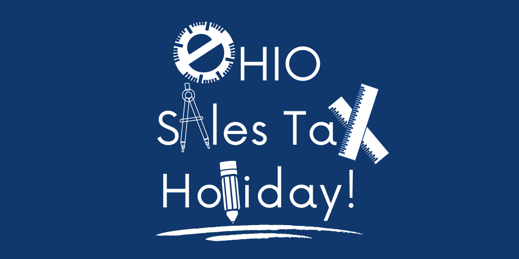 These items are exempt from sales and use tax from 8/7 at 12:00 a.m. until 8/9 at 11:59 p.m. Clothing priced at $75 per item or < School supplies priced at $20 per item or < School instructional material priced at $20 per item or < INFO -> ! #MEVSD #PTBM