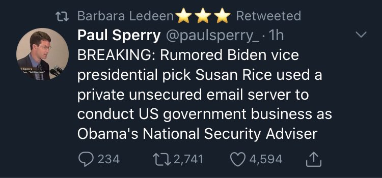 Genuinely extraordinary with two thirds of the White House's business being run through Jared's WhatsApp account, Trump's unsecured cell phone, and a trio of Mar-a-Lago members picked at random out of a red velvet hat that they're getting ready to try to run this play again.