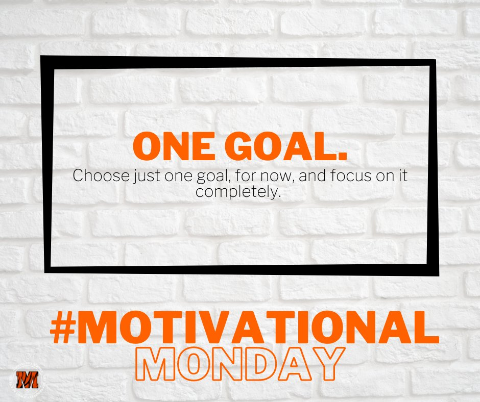 Happy Monday - let's make this week a great one!  - -  #motivationmonday #getmotivated #mariettamotivatesme