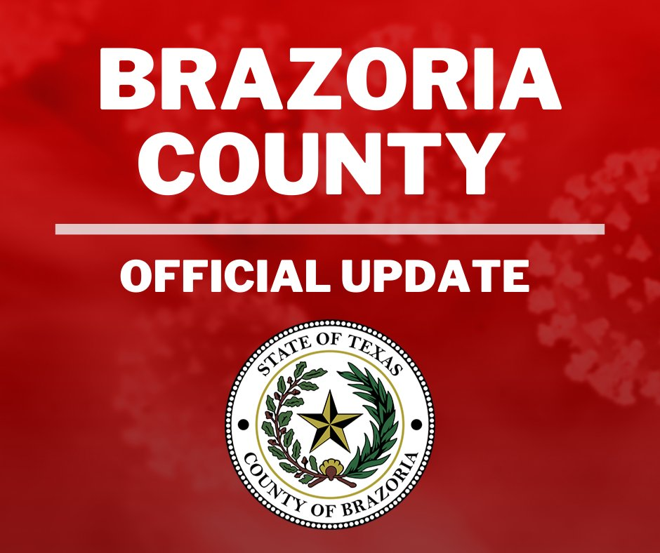 Brazoria County is reporting (94) new COVID-19 cases and (26) recoveries today, 8/10/2020. Today we had (2) cases transferred out of jurisdiction.  Visit our COVID-19 Dashboard At A Glance for details.   #StaySafeBC #COVID19